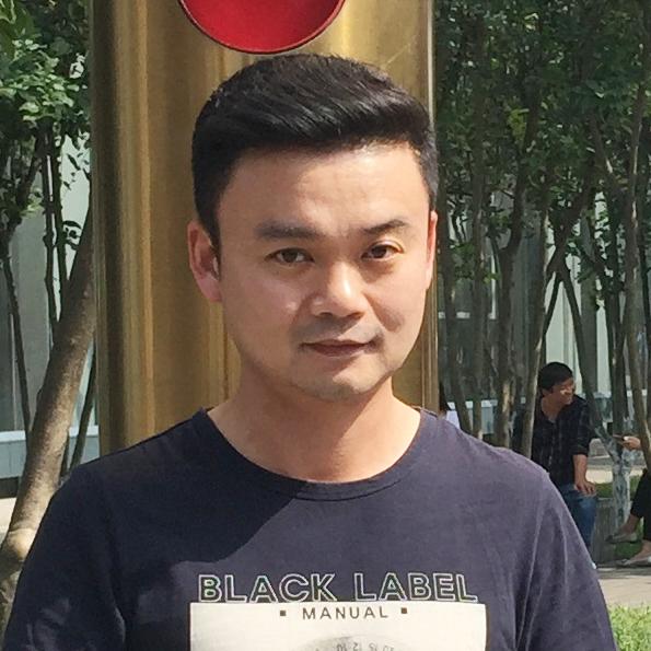 Amazon中国研发中心首席架构师蔡超照片