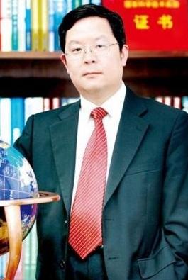 中铁大桥局董事长刘自明