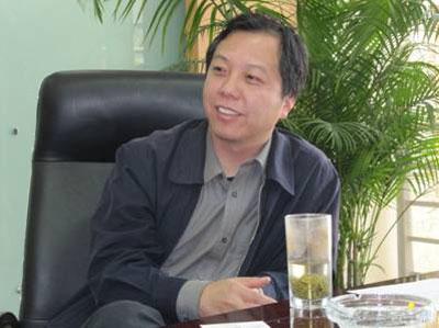 天津市市政工程设计研究院常务副院长刘旭锴