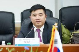 华夏幸福基业股份有限公司人力资源副总裁袁刚照片