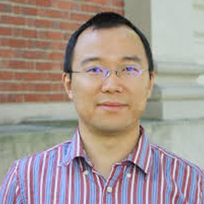 中国科学院上海有机化学研究所研究员张国柱照片
