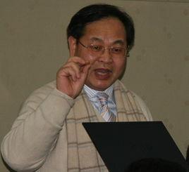 同济大学教授张旭