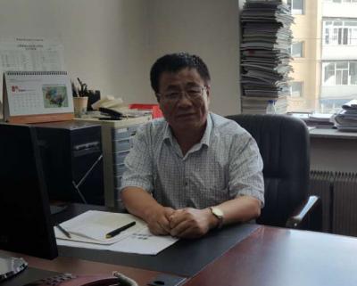 吉林省城乡规划设计研究院原总工程师左群英照片