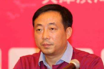 天津市滨海新区卫生计生委副主任崔德行照片