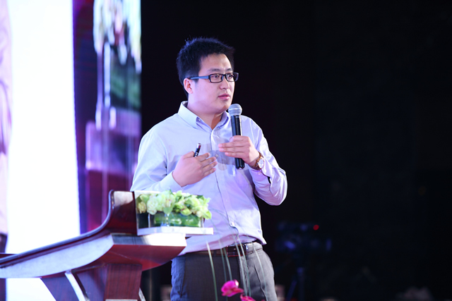 分众传媒客户总监徐同民