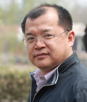 北京协和医院呼吸内科主任医师许文兵照片