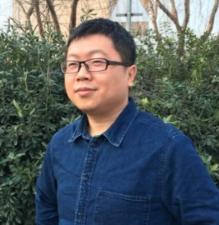 爱奇艺资深客户端工程师赵科进照片