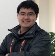 谜笛(上海)信息科技有限公司技术合伙人郑昊照片