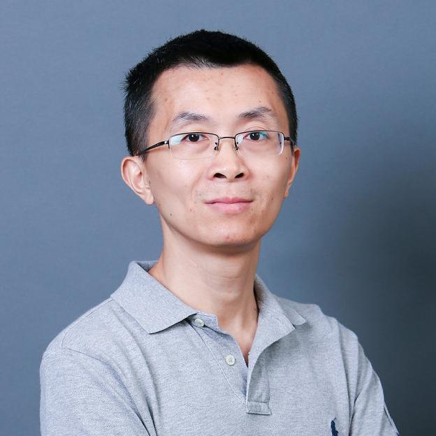 点融网区块链实验室首席科学家肖诗源照片