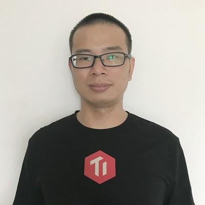 PingCAP首席架构师唐刘照片