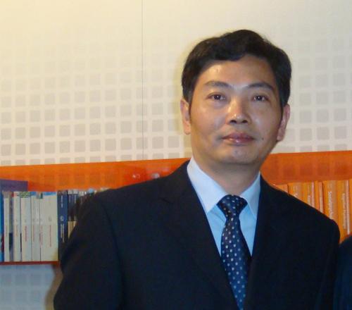 华中科技大学出版社社长阮海洪