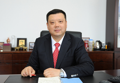 宁波江丰电子材料股份有限公司董事长兼总经理姚力军照片