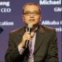 数据应用学院CEOJason Geng照片