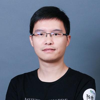 爱奇艺资深工程师陈雷照片