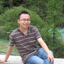 北京大学副教授邹磊照片
