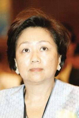 香港特别行政区行政会议成员史美伦照片