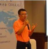 大连绿地草坪管理有限公司董事总经理黄立涛照片