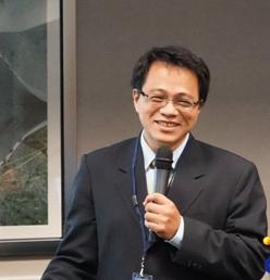 国立暨南国际大学应用化学系教授吴志哲照片