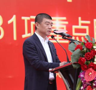 天健集团副总工程师江建照片