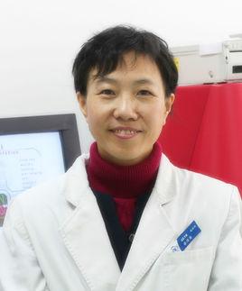 北京大学第三医院教授秦泽莲照片