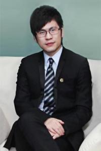 东北亚贵金属交易所联合创始人陶行逸照片
