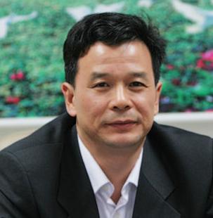 深圳市金融办副主任肖志家照片