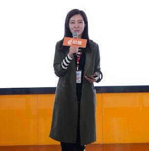 海潼诚一得网络科技有限公司联合创始人兼COO 林子萱照片
