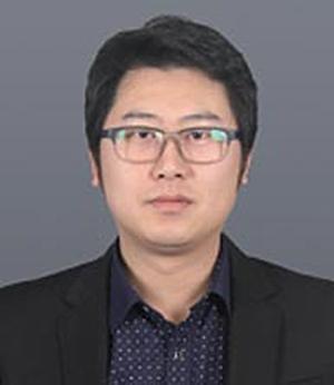 国联资源网品牌营销部总监栾鹏照片