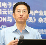 intel软件工程师刘轶照片