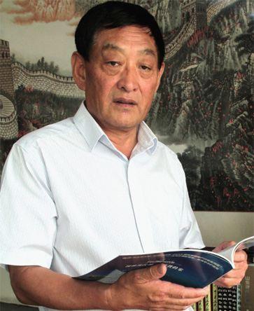 威海泰浩建设董事长王建华照片