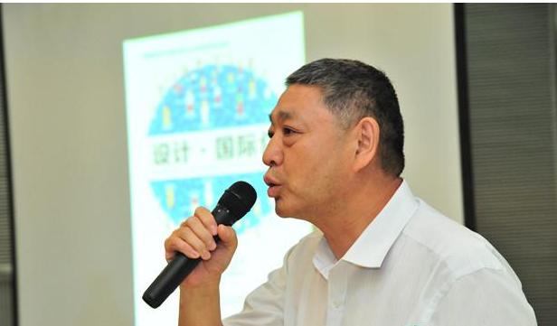 中国中元国际工程有限公司董事长、总裁丁建照片