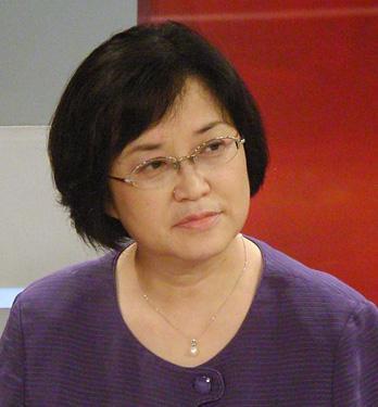 清华大学教授杨燕绥照片