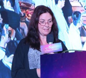 联合国教科文组织世界文化遗产专家学者Hilary du Cros