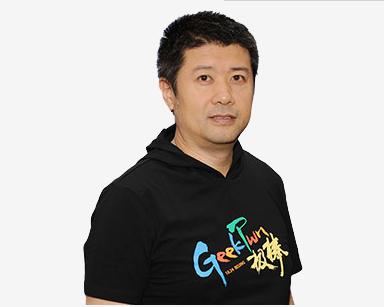北京启明星辰信息技术有限公司首席战略官潘柱延照片