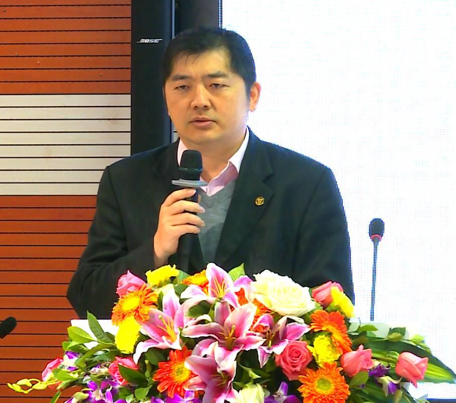 CFO基金会主席吴杰照片
