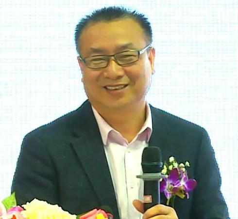 正威国际集团金融副总裁吕沈阳照片