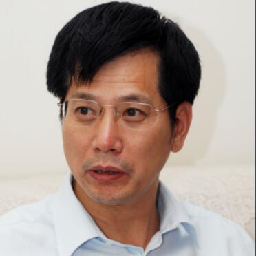 北京大学政府管理学院院长俞可平照片
