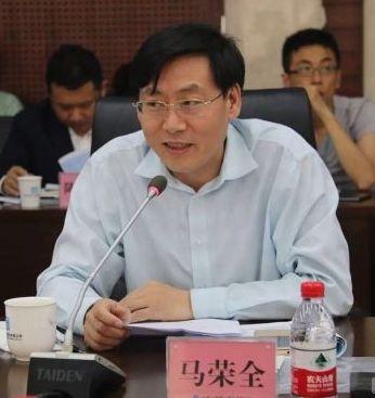 中国建筑第八工程局有限公司总工程师马荣全照片