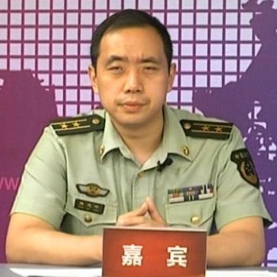 徐州市武警消防支队处长荣志峰照片