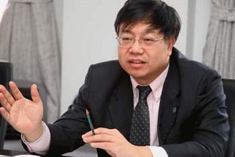 中国华电集团副总经理邓建玲照片