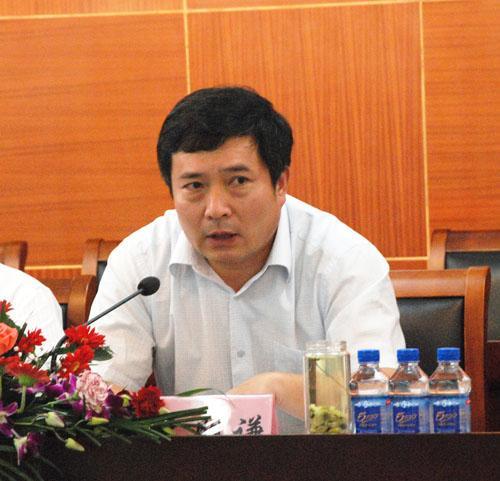 漕泾热电有限公司副总设计师赵东光照片