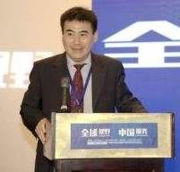 国际航空运输协会北亚地区主任侯侃照片