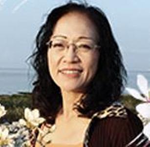 江苏恒瑞医药股份有限公司首席医学官申华琼(Joan Shen)照片