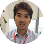 夏普技术专家森川弘章照片