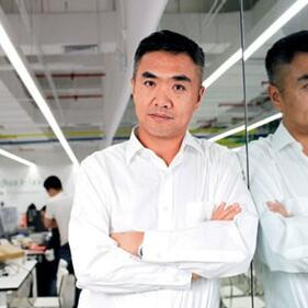 育公益创投董事总经理张红岩照片