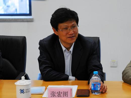 中国电子技术标准化研究院副院长张宏图照片