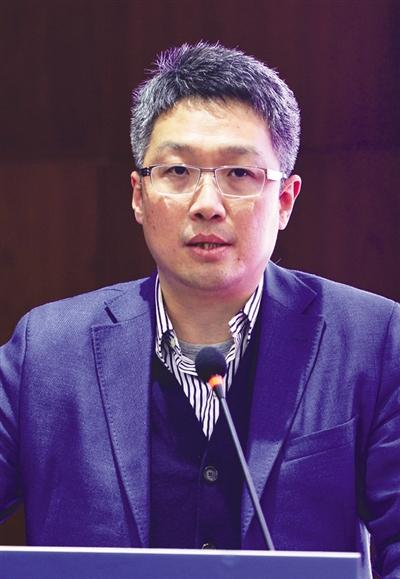 华为技术有限公司副总裁楚庆