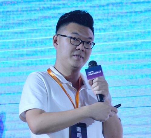 科大讯飞首席技术官 刘舒照片