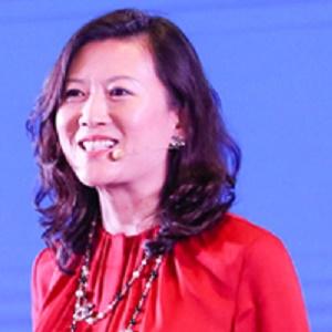 微软大中华区首席市场官郭多娇照片