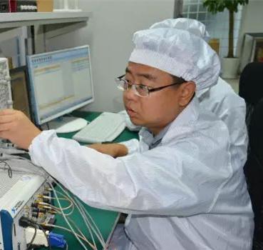 国家电网北京智芯微电子科技有限公司副总经理张海峰